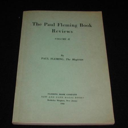 Paul Fleming Book Reviews, Vol. I by Paul Fleming