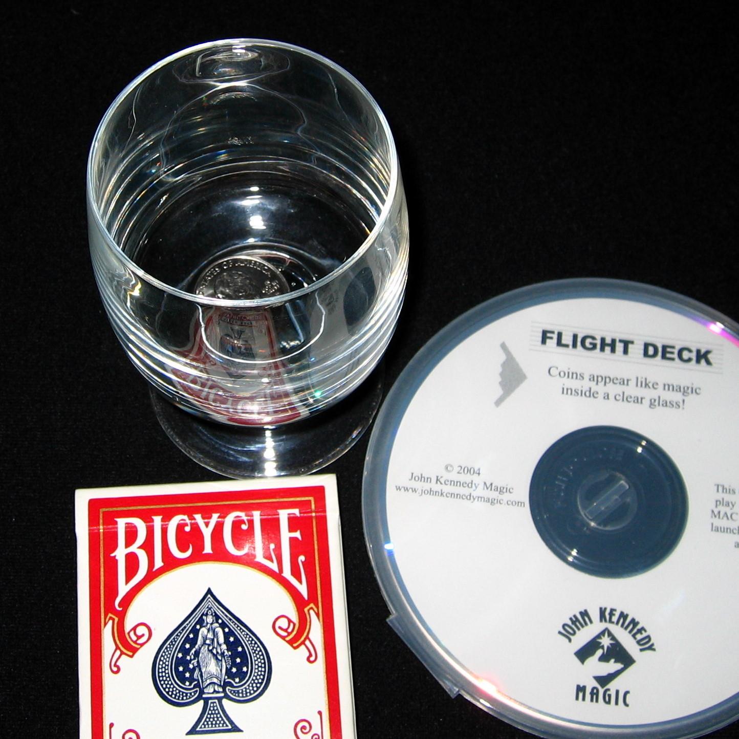 Flight Deck by John Kennedy
