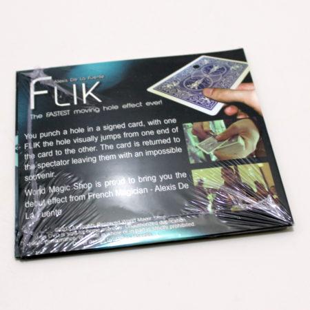 Flik by Alexis De La Fuente