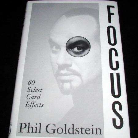 Focus by Phil Goldstein