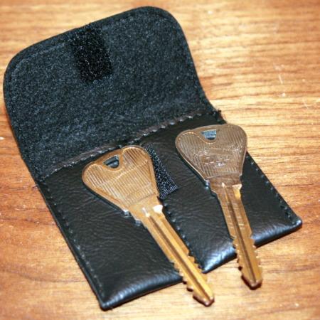 Folding Key by Joe Porper