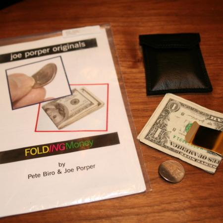 Folding Money by Joe Porper