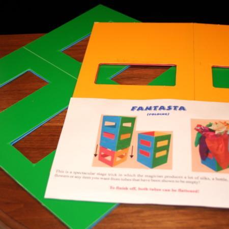 Folding Production by Fantasta