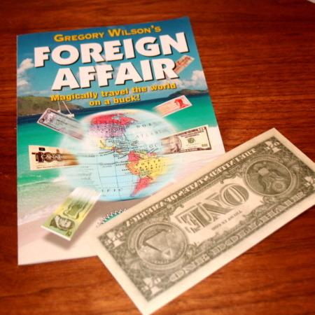 Foreign Affair by Greg Wilson