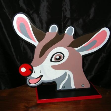 Forgetful Rudolph by Daytona Magic