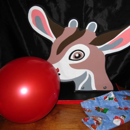 Forgetful Rudolph by Daytona Magic