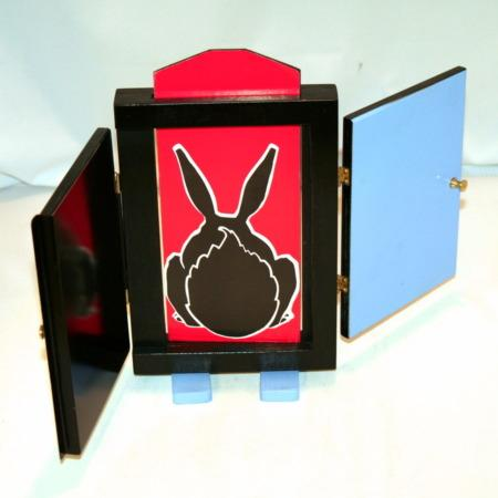 Fraidy Cat Rabbit by Abbott's