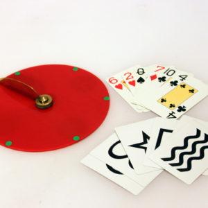 Card Clock, The by Franz Biemans