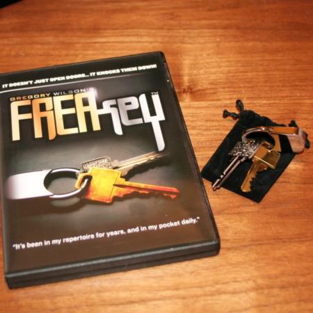 Freakey by Gregory Wilson