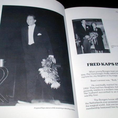 Fred Kaps: 1926-1980 by Freddie Jelsma