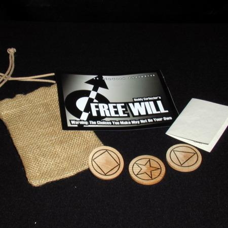 Review by Pete Burrows for Free Will by Deddy Corbuzier