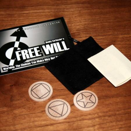 Free Will by Deddy Corbuzier