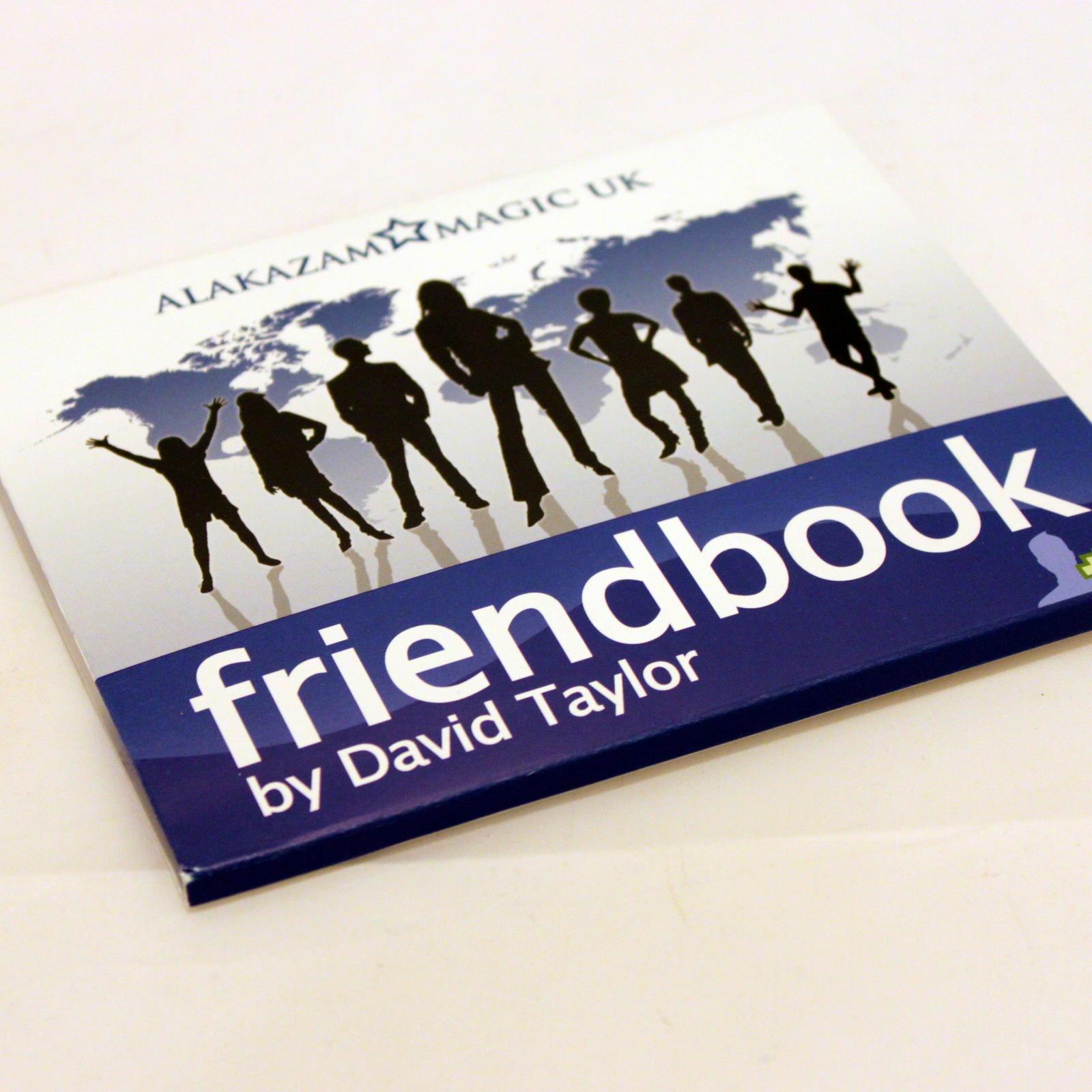 Friendbook by David Taylor