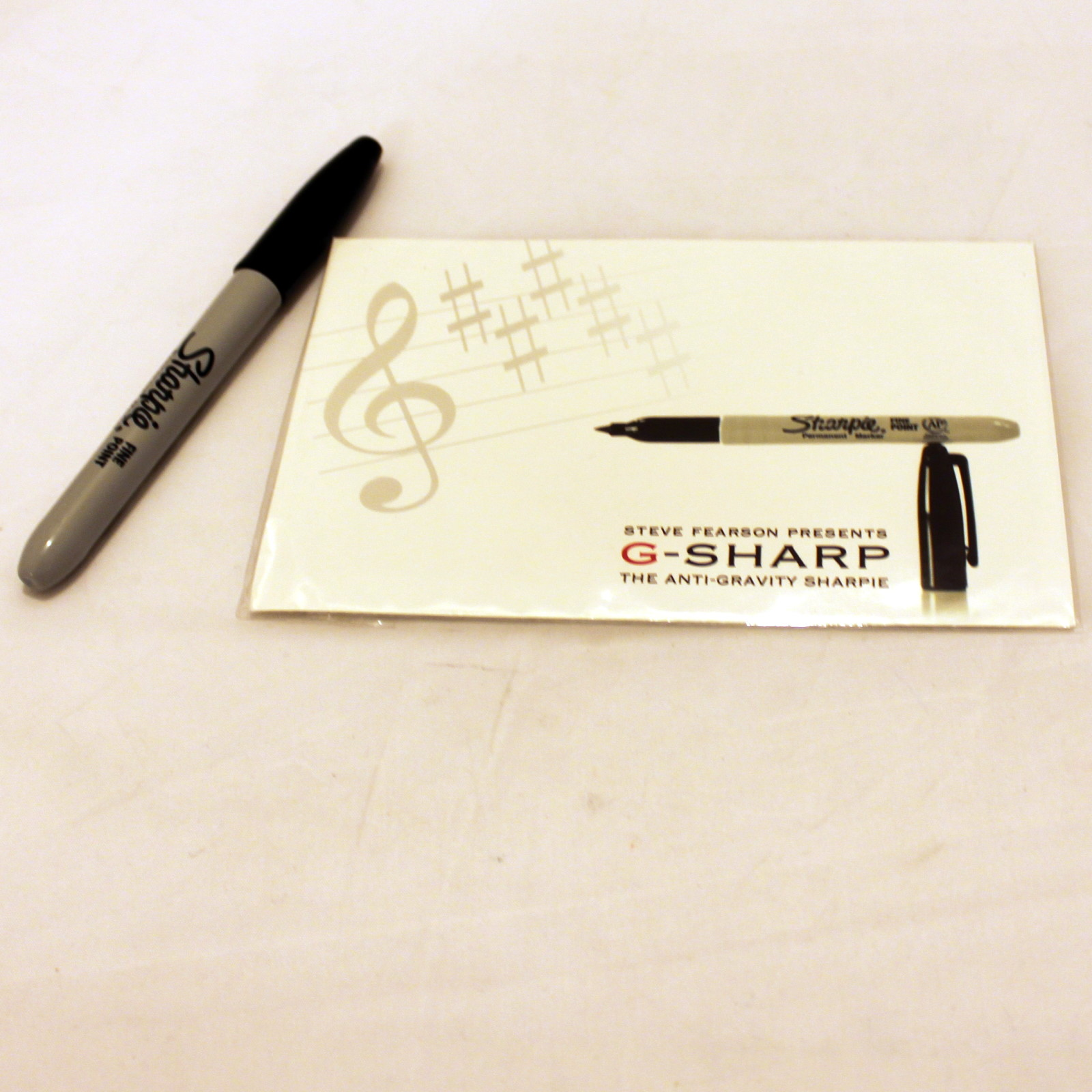 G-Sharp by Steve Fearson