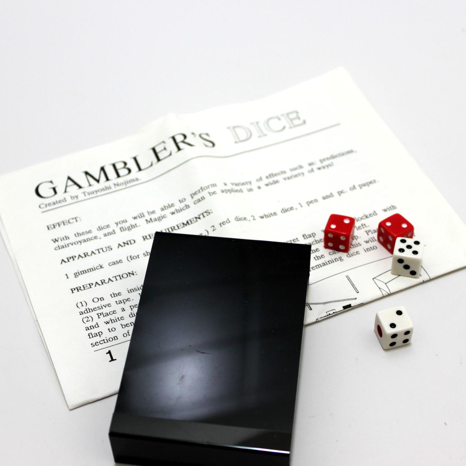 Gambler's Dice by Tricks Co.