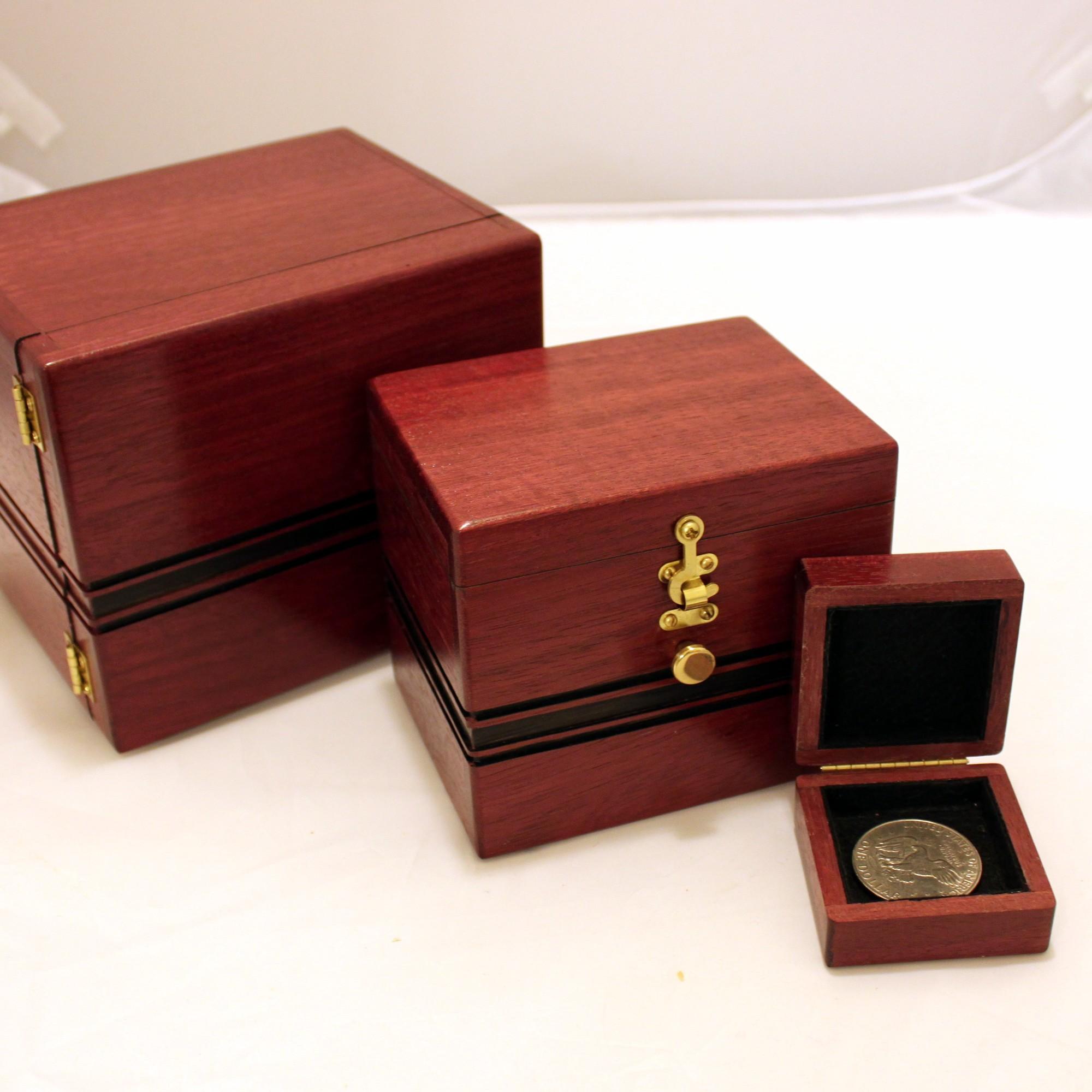 Bean Box (Purple Heart) by Louis Gaynor