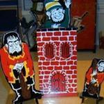 The Giant Dwarf by Supreme Magic Company, Jack Hughes