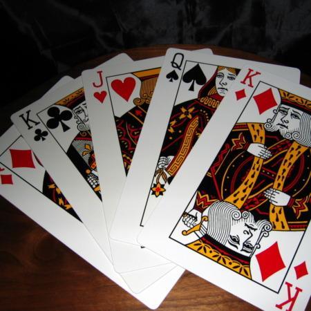 Giant Princess Cards by Henry Hardin