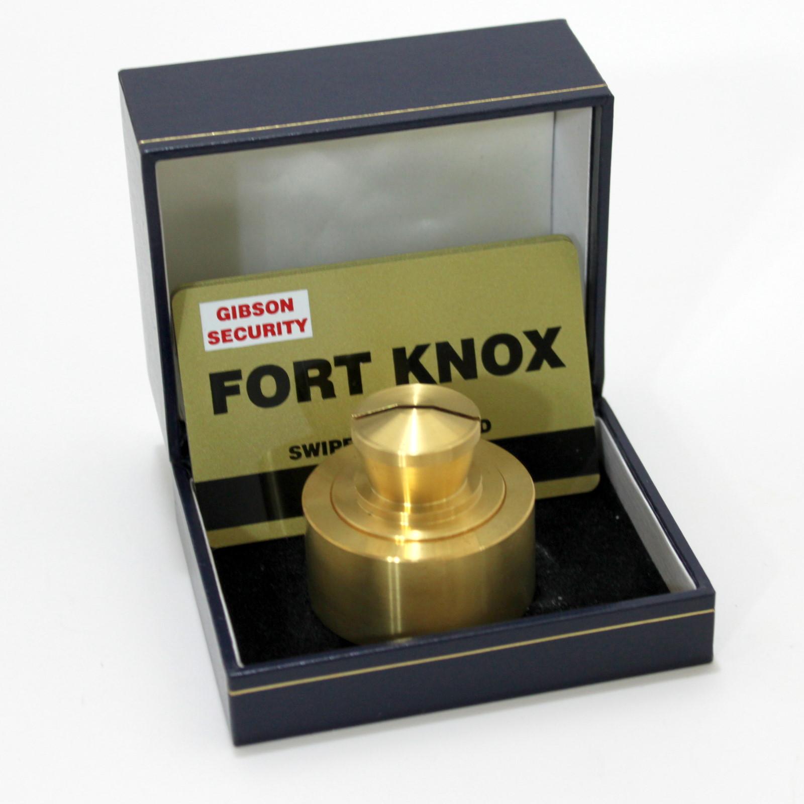 Fort Knox by Eddie Gibson