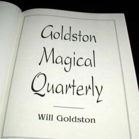 Goldston Magical Quarterly by Will Goldston