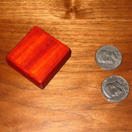 Coin Box - Half Dollar by Doug Gorman