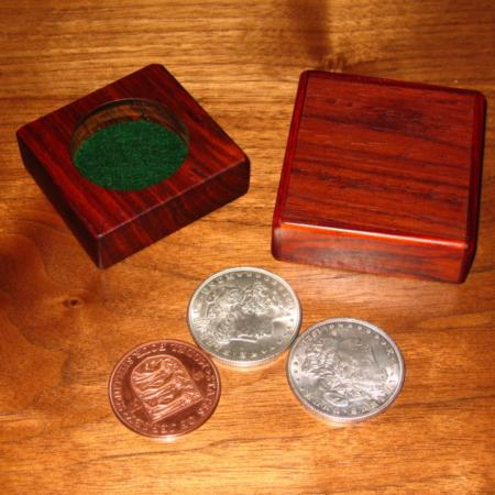 Coin Box - Dollar by Doug Gorman