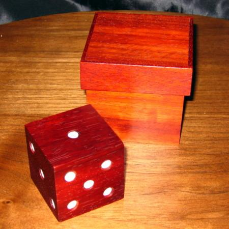 Carnival Dice by Doug Gorman