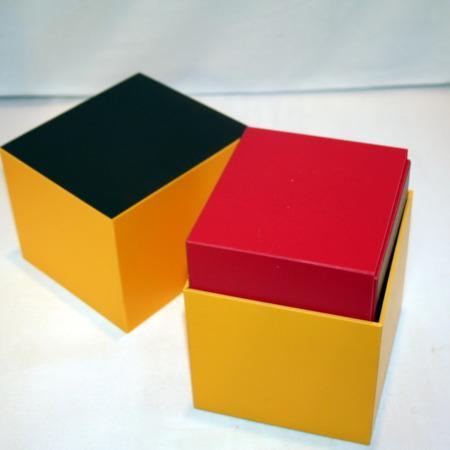 Gozinta Boxes by Jay Leslie