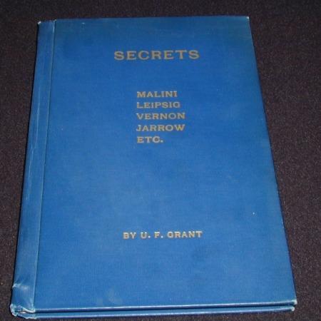 Secrets by U.F. Grant