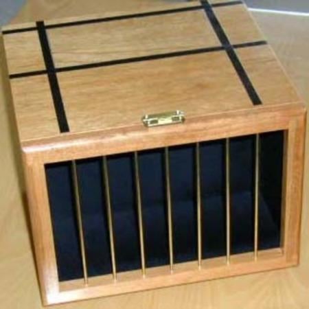 Guinea Pig Box by Viking Mfg.