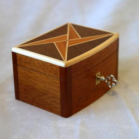 Hanover Watch Box by John ?/Martin Breese