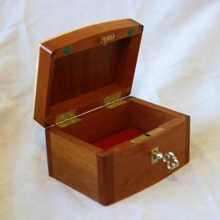 Hanover Watch Box by John ?/Martin Breese