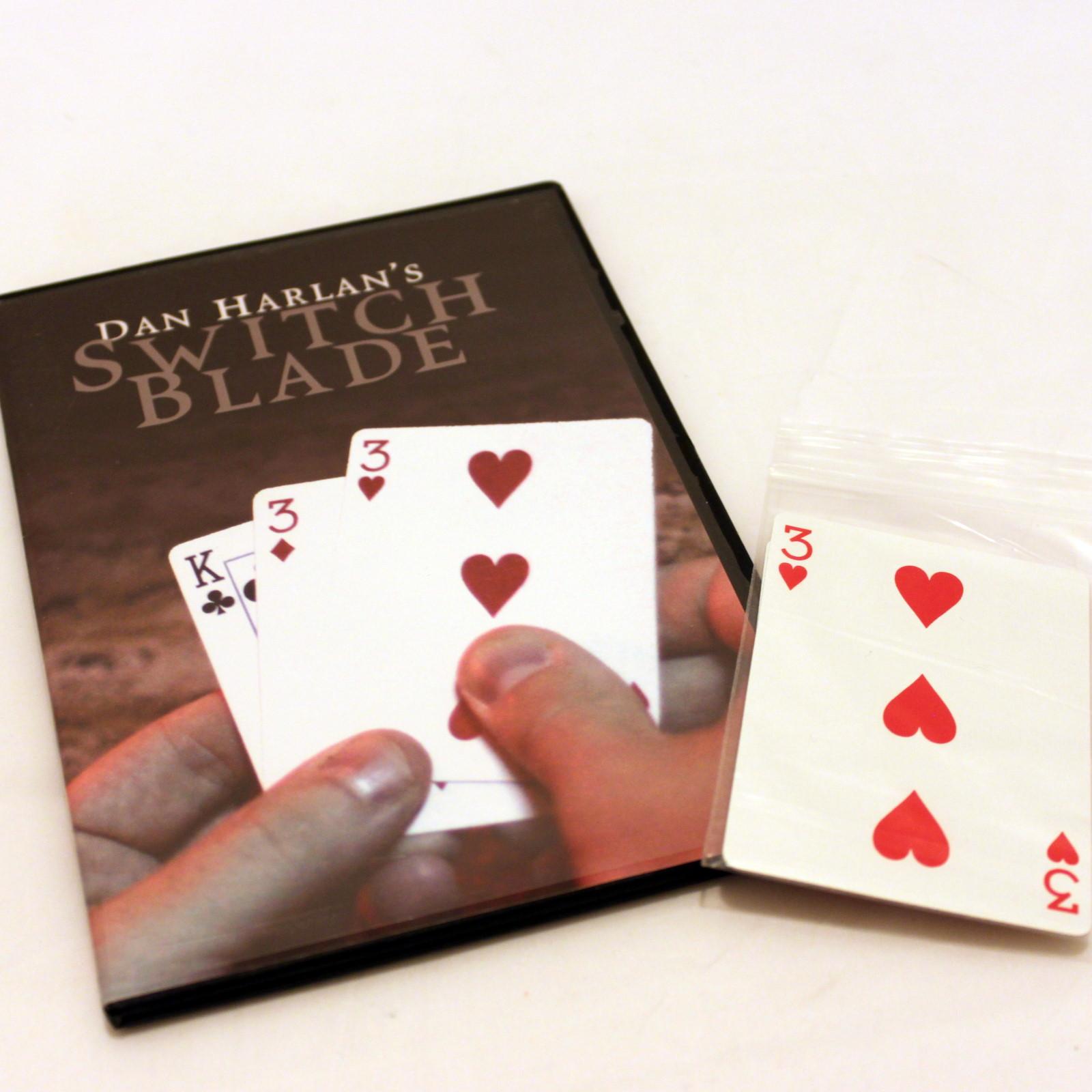 Switch Blade by Dan Harlan