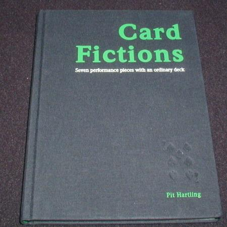 Card Fictions by Pit Hartling
