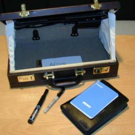 Review by tom kasner for Haunted Briefcase by Kasner Electronics