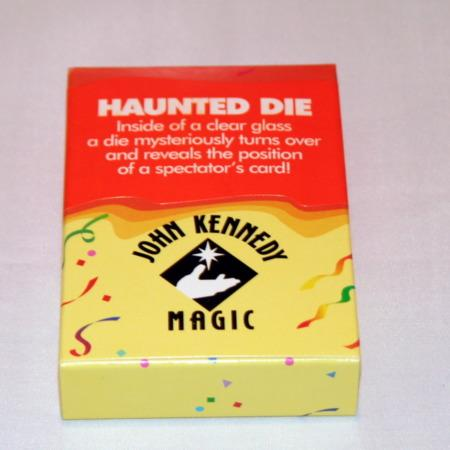 Haunted Die by John Kennedy