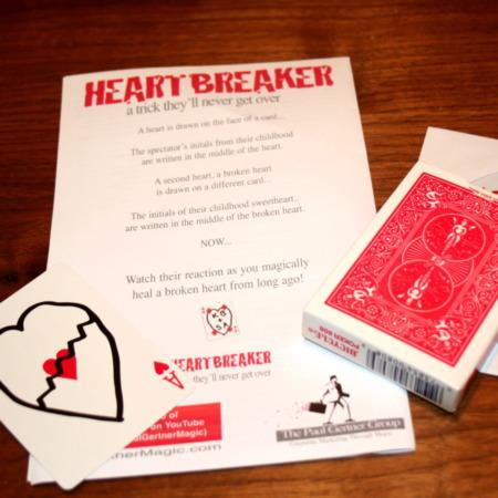 Heartbreaker by Paul Gertner