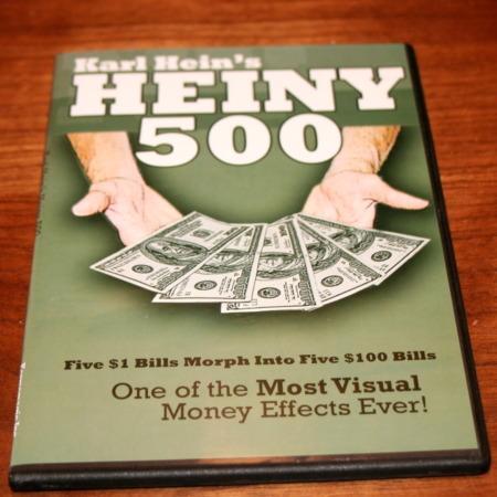 Heiny 500 by Karl Hein