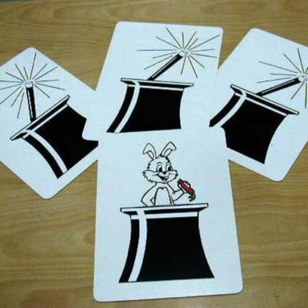 Hide and Seek Rabbit by Jam Magic