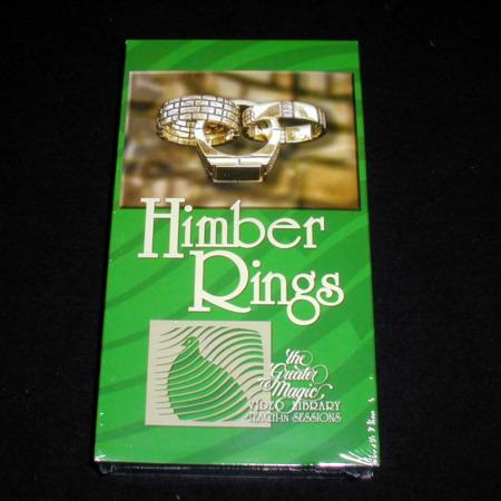 Himber Rings by Stevens Magic