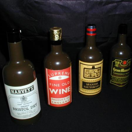 Himber Vanishing Bottles by Supreme Magic  Company