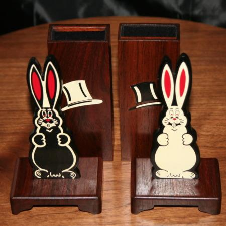 Hippity Hop Rabbits by Collectors' Workshop