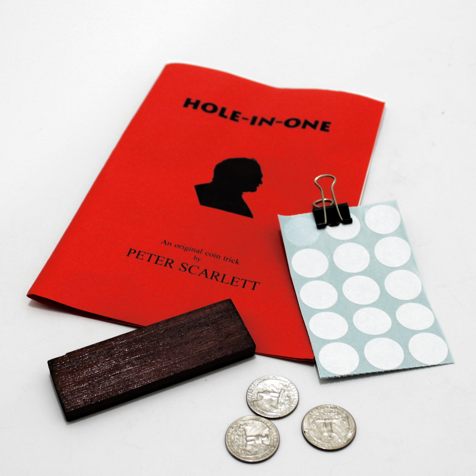 Hole In One (Peter Scarlet) by Peter Scarlett
