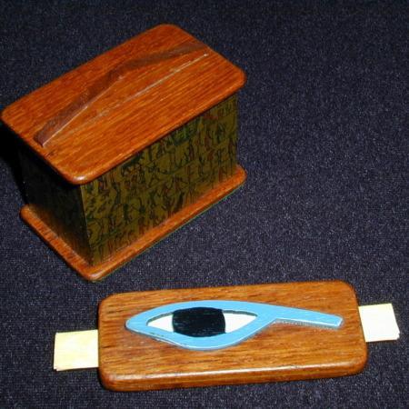 Horus-Scope by Alan Warner