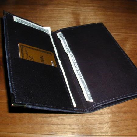 Hot Money Wallet by El Duco's Magic