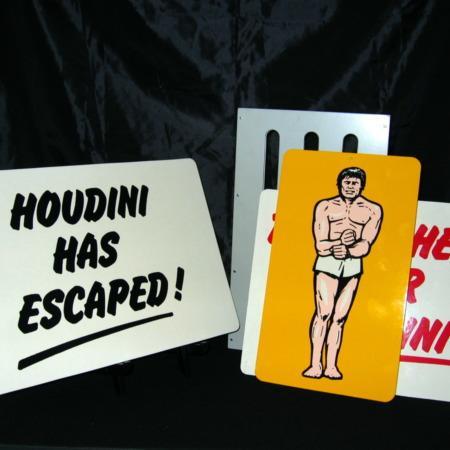 Houdini's Escape by Edwin's Magic Arts