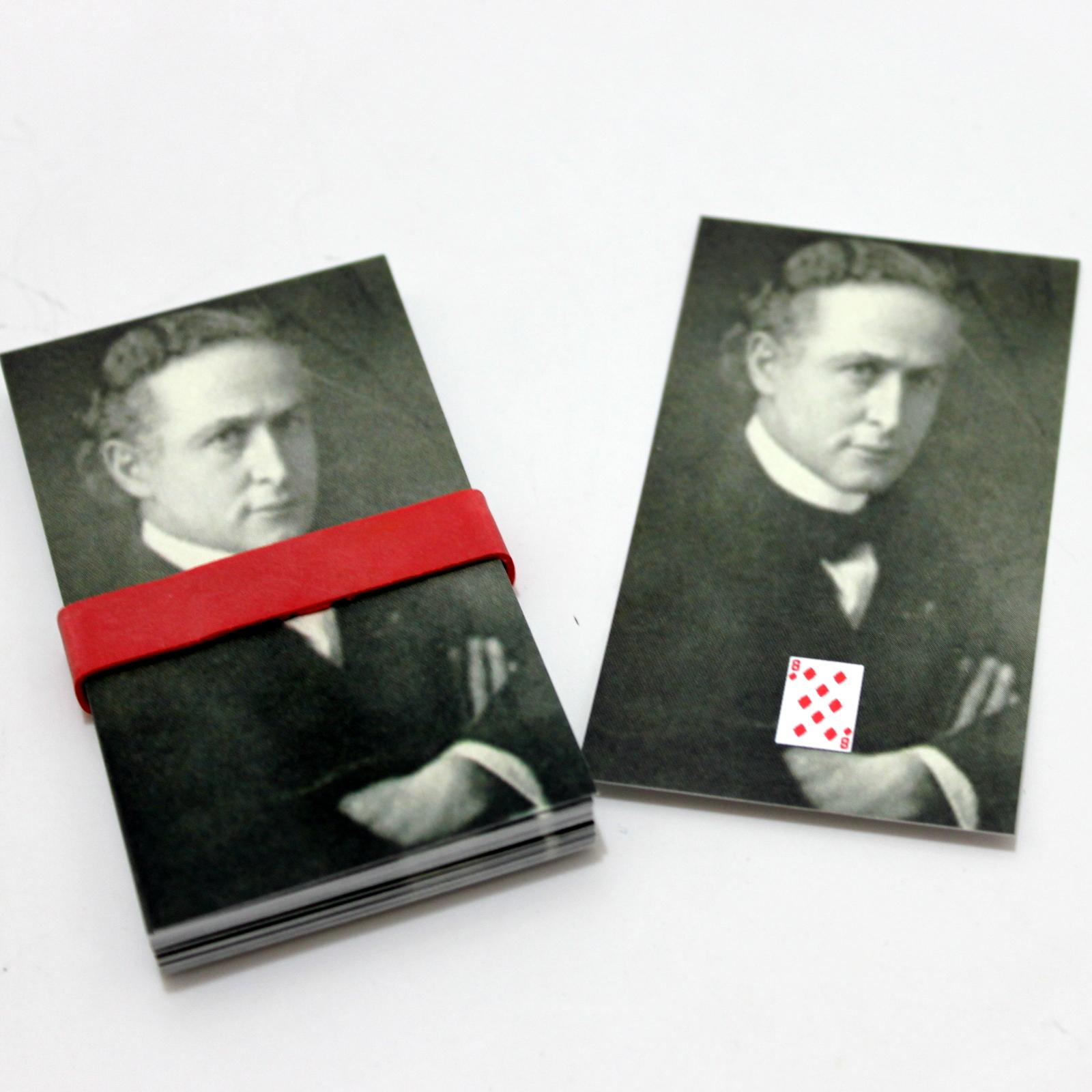 Houdini's Silent Prediction by Bob Solari Magic