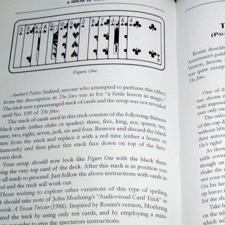 House of Cards - Paul Rosini by Chuck Romano