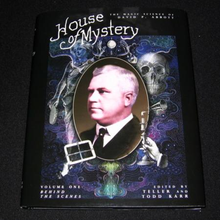 House of Mystery - Vol. 1 by Teller, Todd Karr