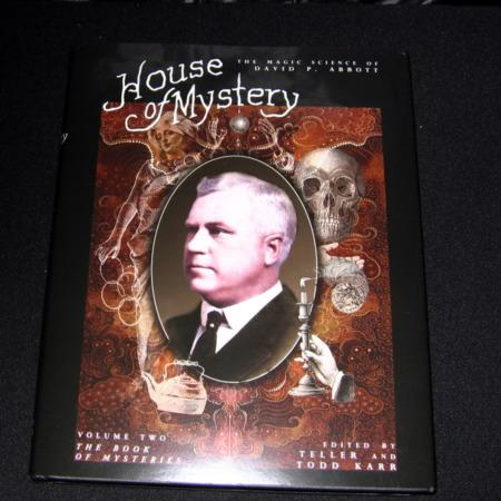 House of Mystery - Vol. 2 by Teller, Todd Karr
